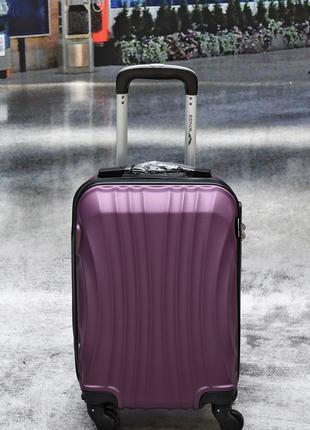Чемоданы wings 159 poland dark purple