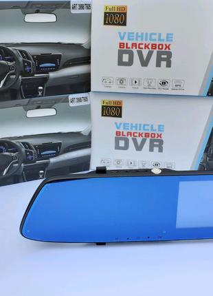 Зеркало видеорегистратор + камера заднего вида/сенсорный дисплей