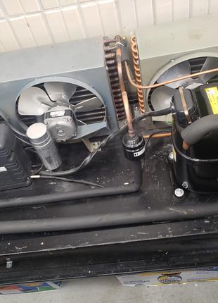 Компрессор Агрегат холодильный Tecumseh CAJ 4519Z
