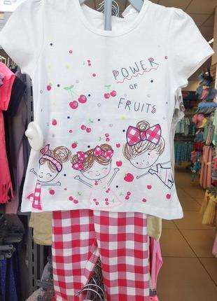 Пижама детская, пижама на девочку, піжама дитяча, піжама на ді...