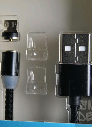Магнитный кабель m3 micro Usb