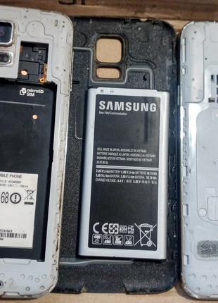 Samsung Galaxy S5 SM-G900F и SM-G900A