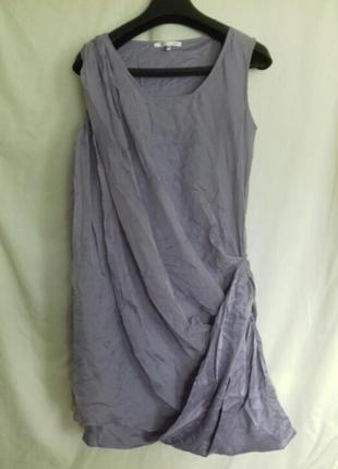 Платье шелк tony cohen