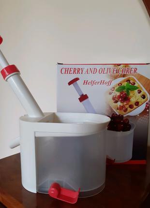 Машинка для удаления косточек из вишни,  черешни, оливок...и т.д.
