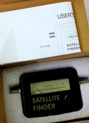 Продам для настройки спутниковых антен Satellite Finder