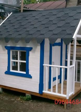 Детский домик,садовая мебель.