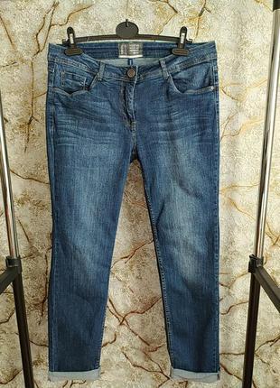 Удобние джинси бойфренди большого размера cecil