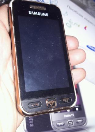 Мобильный телефон Samsung GT-S5230T.