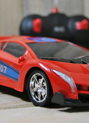 Машинка на радиоуправлении noble racing
