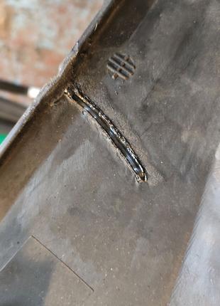 Пайка мото пластику зваравання пластмасових частин тріщин скутер