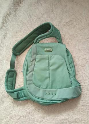 Фирменный городской рюкзак -слинг