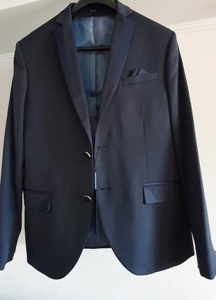 Синий пиджак VELS