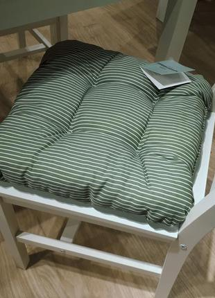 Мягкие подушки сидушки для стульев и табуретов - garden cushio...