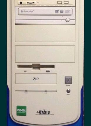 Системный блок - Intel Pentium 4 (с ТV и FM-тюнером и пультом ДУ)