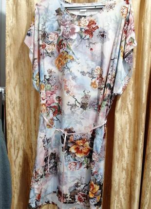 Платье штапель разные расцветки