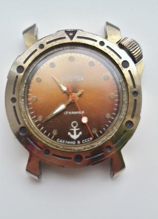 Командирские часы Восток СССР годинник