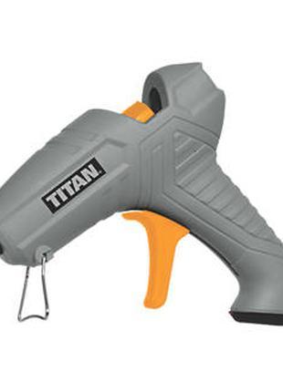 Пістолет клейовий TITAN TTB580HTL