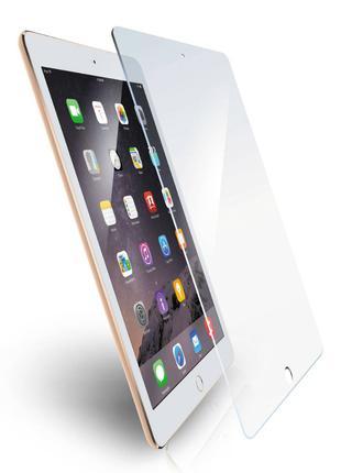 Защитное стекло на iPad Air 1/2/Pro 9.7/10.5, 12.9, mini 1/2/3/4/