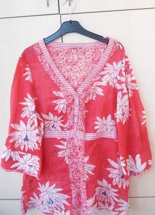 Блуза хлопок размер 3xl