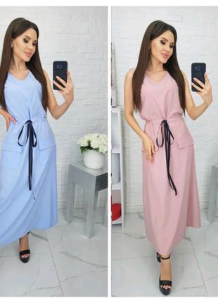 Платье. Размер от 42 по 58