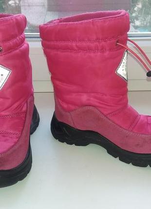 Ботинки зимние naturino