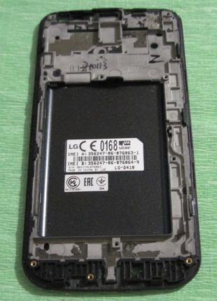 Рамка дисплея LG D410 L90