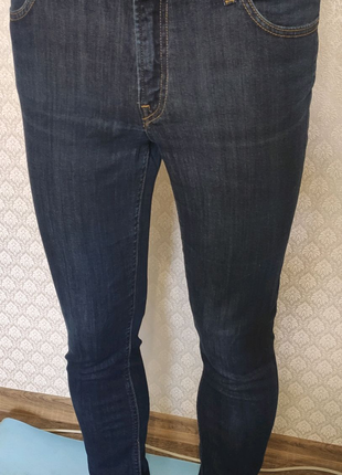 Джинсы мужские Lee скинни джинси чоловічі