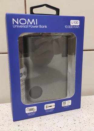Павер банк Nomi