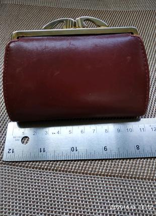 Монетница кошелёк для монет