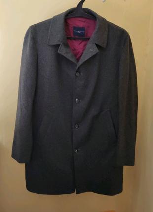 Мужское укороченное пальто Tommy Hilfiger размер XL