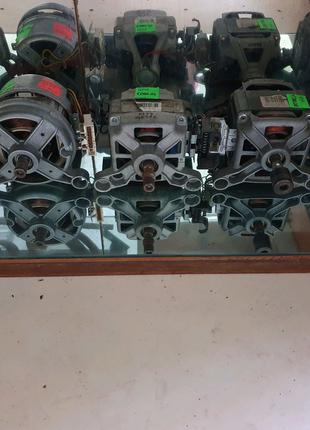 Электро двигателя к стиральным машинам