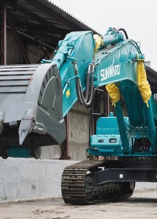 Машрембуд ООО (экскаваторы SUNWARD для строительных и горных рабо