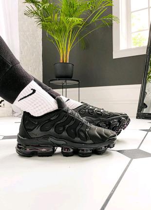 "Кроссовки Nike Air VaporMax Plus ""Black"""