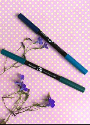 Двусторонний карандаш для глаз OnColour 1,5 г