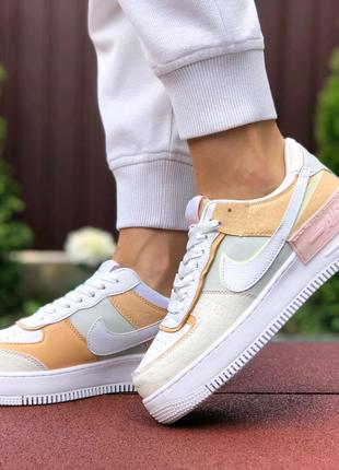 Кеды Nike Air Force Shadow