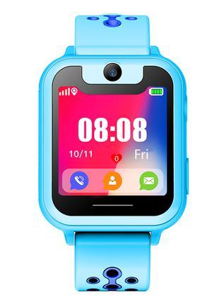 Дитячий розумний годинник MT-02 Blue
