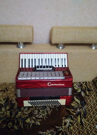 Німецький акордеон 3/4 Contasina.