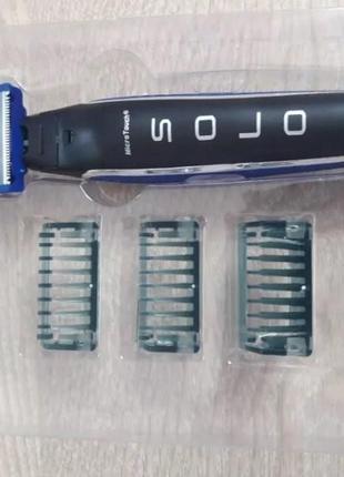 Инновационный Мужской Триммер 3в1 Micro Touch Solo