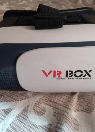 Плюс джойстик виртуальной реальности 3D Шлем