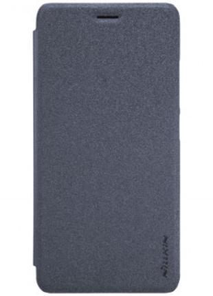 Чохол-книжка Nillkin Sparkle Series для Samsung J5 (2017) J530 Bl