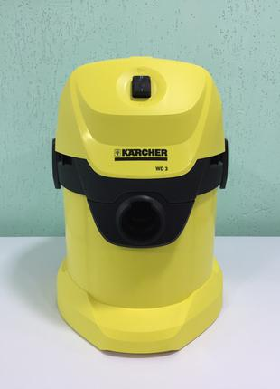 Продам Пылесос Karcher WD3