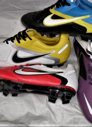 Бутсы (копы) Nike CTR360 кожа