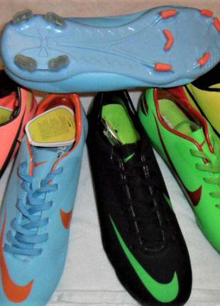 Бутсы (копы) Nike Mercurial Синтетика