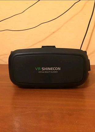 Виртуальние 3D очки SHINEKON