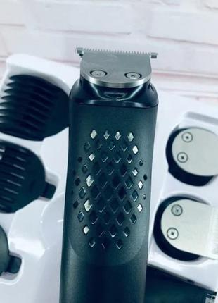 Мощная Gemei 592 Машинка для стрижки бороды Оригинал