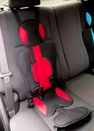 Автокресло Car Cushion Бескаркасное детское до 35кг