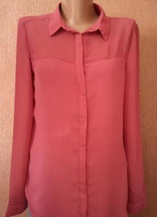 Рубашка-блузка bershka