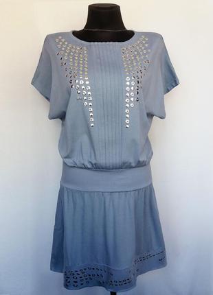 Суперцена. стильное платье, турция. новое, р. 44-46