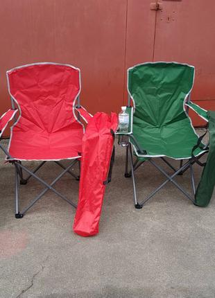 """Кресло стул стульчик раскладное УСИЛЕНОЕ !"""" нагрузка 150 кг."""