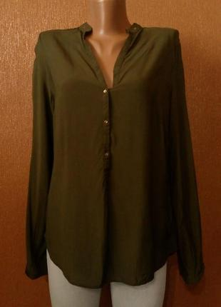 Блузка zara размер 10-12